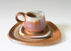 Plate, Cup and Saucer